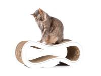 Vorschau: Kratzmöbel & Katzenmöbel cat-on Singha M in weiß
