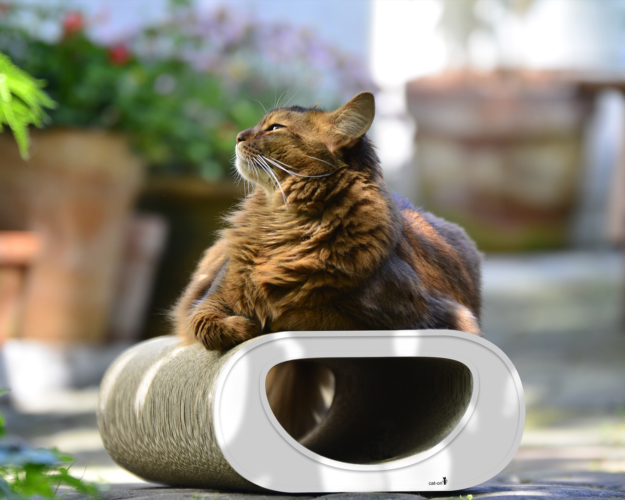 Le Tunnel cat tree