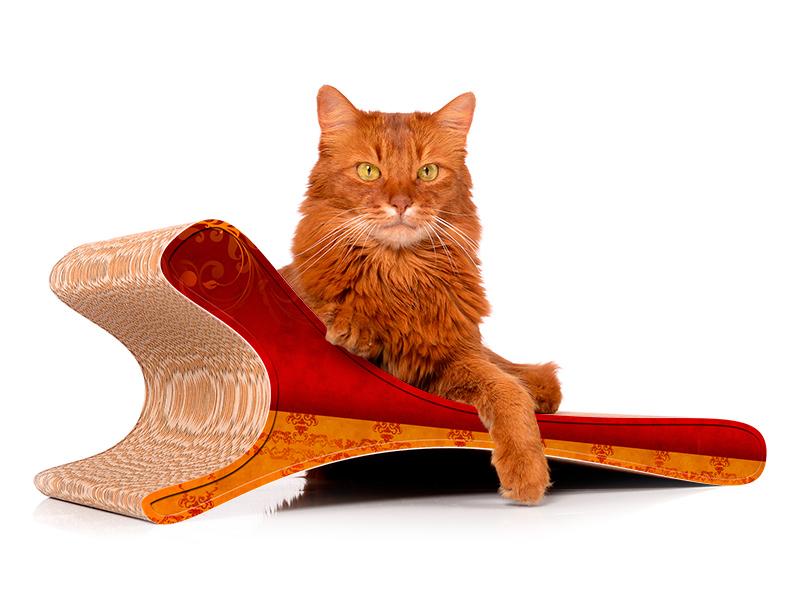 cat-on Feline 030 |Kratzmöbel für die Katze