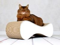 Vorschau: Kratzmöbel cat-on Le Ver 000 weiß