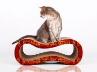 Vorschau: Design Kratzmöbel Singha M für Katzen