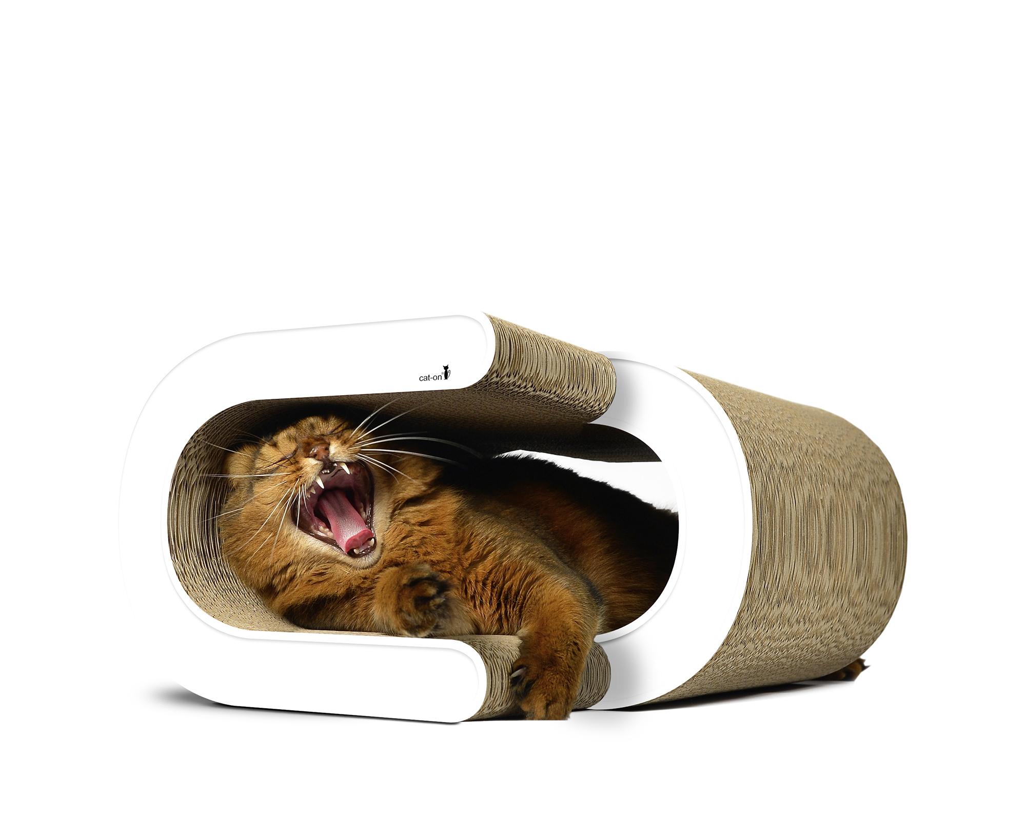 La Vague cat scratch post