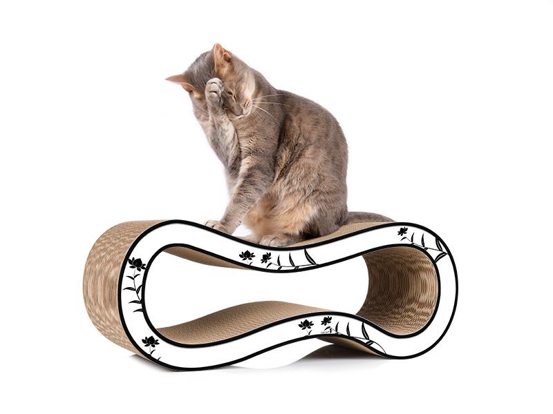 Design Kratzbaum aus deutscher Produktion cat-on Singha M