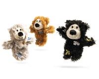 Kuscheliger Bär - Katzenspielzeug mit Katzenminze