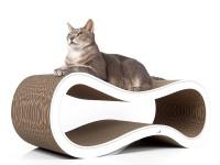 Vorschau: Kratzbaum für Katzen aus Wellpappe | cat-on Singha L
