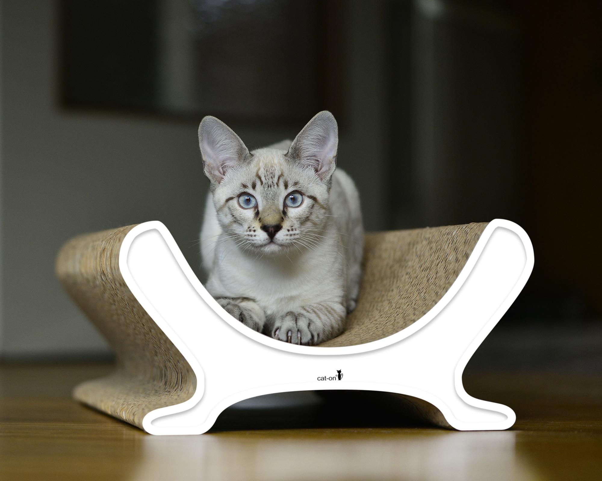cat scratcher Le Panier