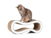 Vorschau: Kratzmöbel Singha M - cat-on Design Kratzbäume aus Wellpappe für Katzen