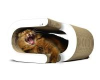 Vorschau: cat-on La Vague - stilvolles Kratzmöbel für Katzen