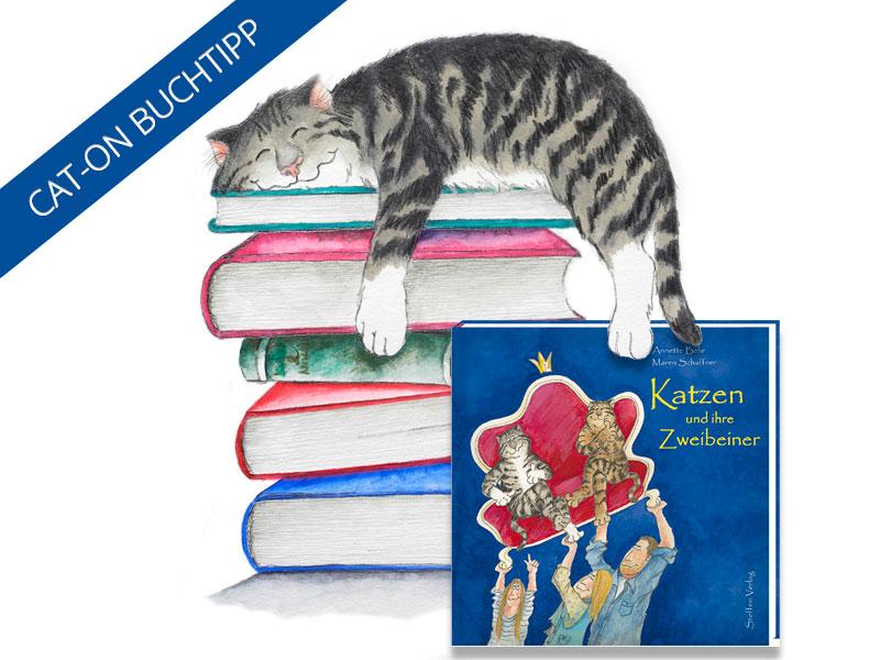 Katzen und Ihre Zweibeiner - Steffen Verlag
