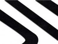 000Z-zwart-wit gestreept