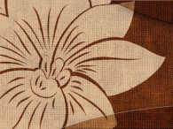 002F-Bruin antiek - beige